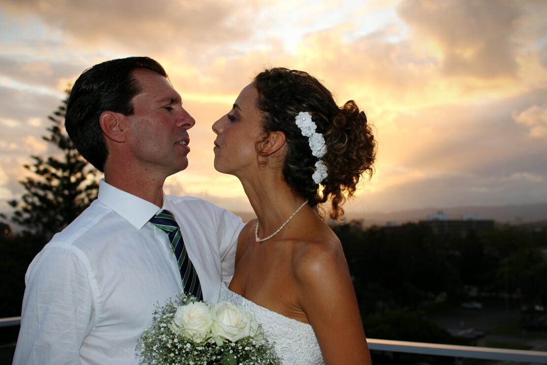 Beautiful Italian Couple