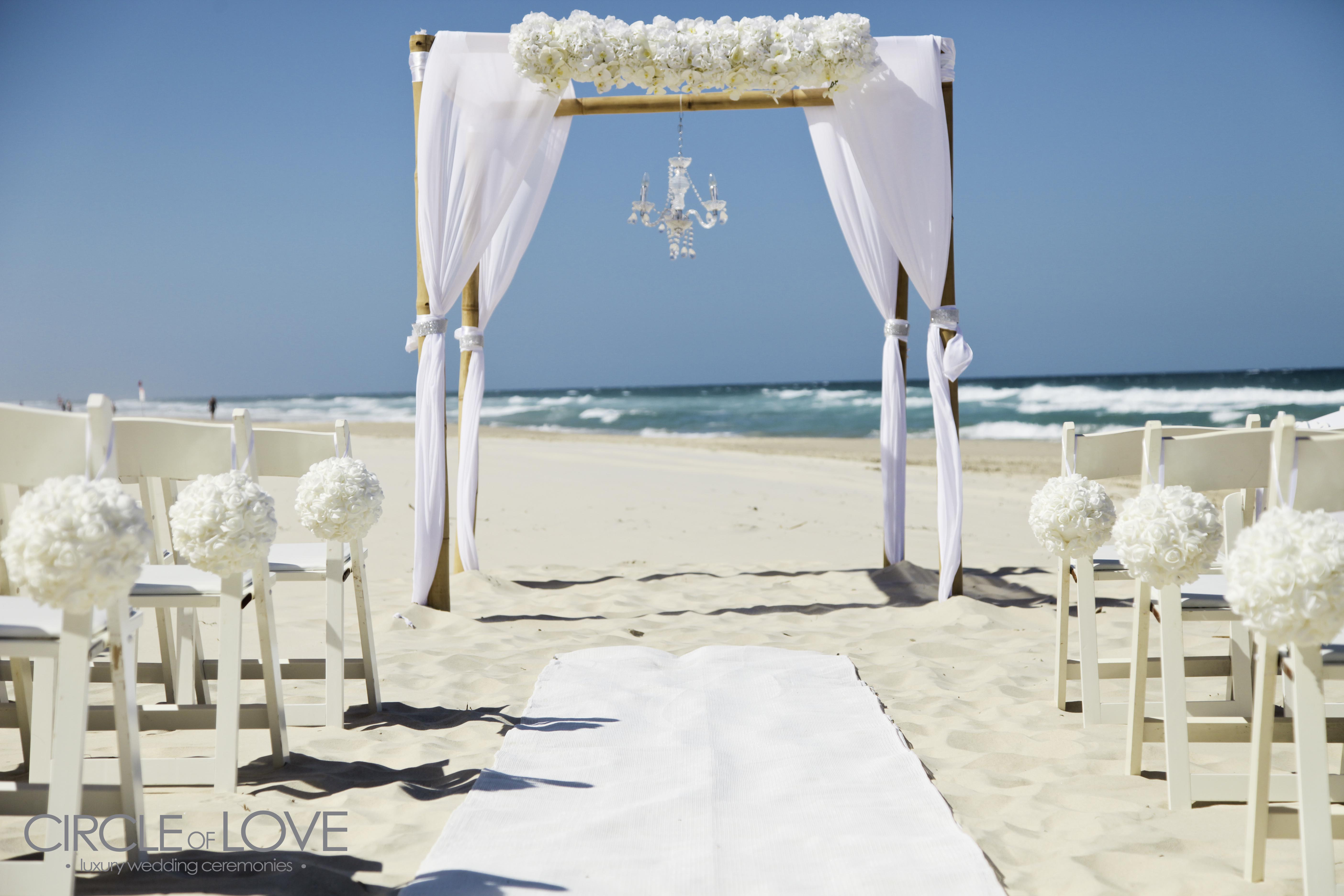 Gold Coast Beach Weddings And Ceremonies