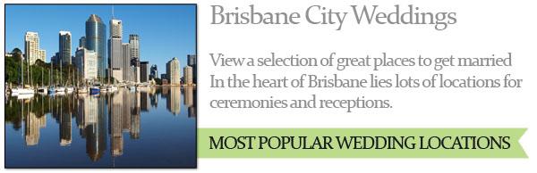 Brisbane City Weddings