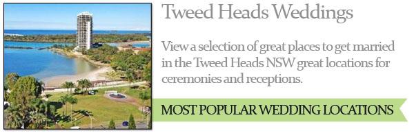 Tweed Heads Weddings