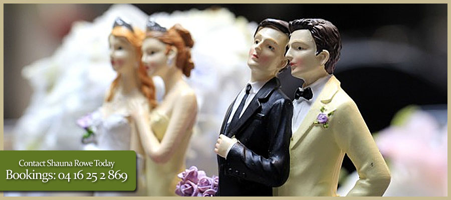 Gold Coast Gay Wedding Ceremonies