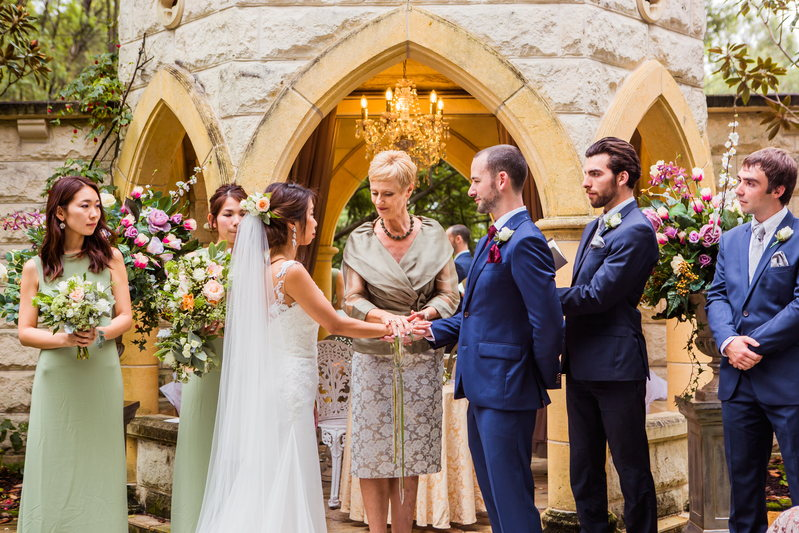 Wedding Ceremony - Shauna Rowe Marriage Celebrant
